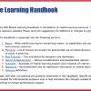 Mobile Learning Handbook