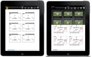 iPad playbook example - this by Global Apptitude